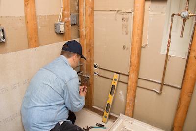 shower plumbing augusta